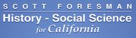 Scott Foresman History Social Science for California